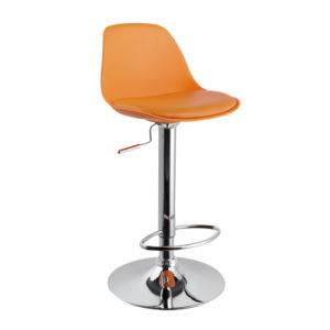 Modern Coffee Club Adjustable Swivel ABS+PP Bar Stool (FS-PB001) pictures & photos