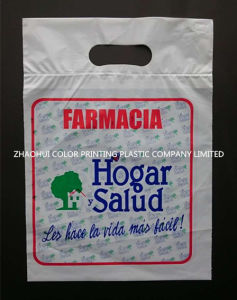 Die Cut Shopping Bags with Customized Design pictures & photos