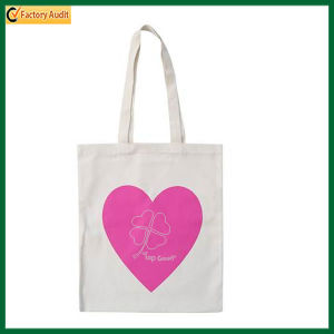 High Quality Natural Shopping Cotton Bag (TP-SP572) pictures & photos