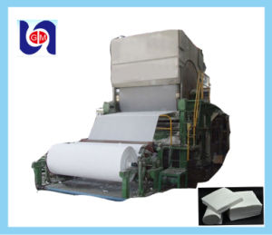 Small Paper Machine, Tissue Paper Machine Plant Ture Key Project (787mm) pictures & photos