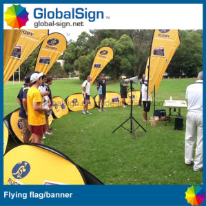 Cheap and High Quality Flying Flags, Beach Flag for Events pictures & photos