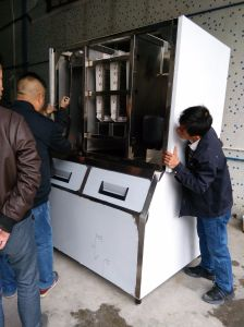 1 Ton/24h Ice Cube Machine pictures & photos