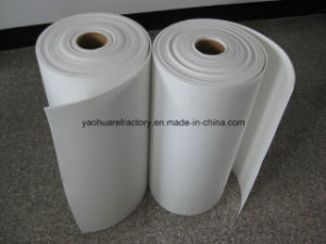 Heat Resistant Thermal Insulation Ceramic Fibre Paper