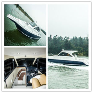 6.9m Used Fiberglass Boat Electric Fishing Boat for Sale pictures & photos