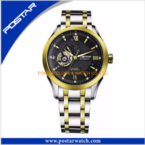 Hot New Trend Skeleton Watch Automatic Mechanical Watch pictures & photos