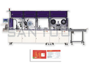 Santuo Modular Prepaid Card Personalization Equipment pictures & photos