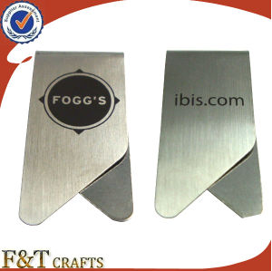 Wholesale Custom Flat Metal Paper Clip pictures & photos