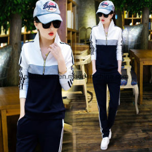 High Quality Women Clothes Fashion Simple Sportswear pictures & photos