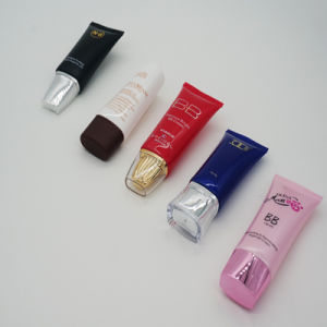 Plastic Tube Oval Tube for Cosmetic Usage Container for Cream pictures & photos
