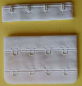 Ladies Underwear Accessories 67mm 2X4 Bra Hook and Eye Tape pictures & photos