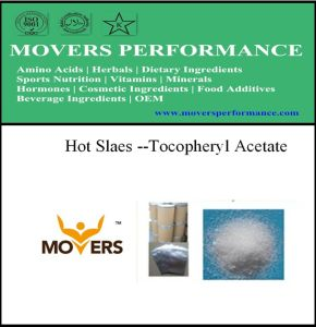 Hot Slaes Cosmetic Ingredient: Tocopheryl Acetate pictures & photos