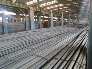 Trade Assurance Deformed Steel Bar B500b Steel Rebar Frome Professional Mill pictures & photos