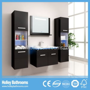 LED Light Touch Switch High-Gloss Pain Oppein Melamine Big Modern Living Room Furniture (B800D) pictures & photos