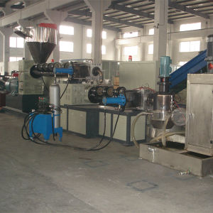 Single Screw Extruder for Plastic Recycling Pelletizing Line
