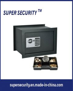 Electronic Digital Thick in-Wall Safe (SMQ28) pictures & photos