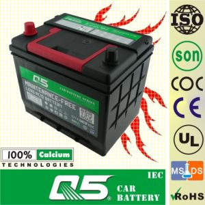 BCI-85 Long Life for Maintenance Free Car Battery pictures & photos