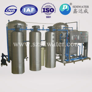 Mineral Water Revers Osmosis Filtration Equipment pictures & photos