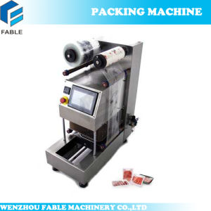 Table Top Tray Vacuum Sealing Packing Machine (FB-1S) pictures & photos