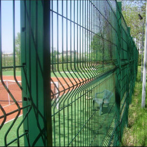 Moderate Price China Wholesale Metal Steel Wire Mesh Fence (WWMF) pictures & photos