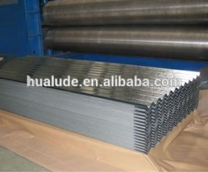 Galvanzied Corrugated Metal Sheet for Roof Panel pictures & photos