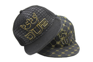 Fashion Flat Hiphop Snapback Cap with 3D Embroidery and Printing Pattern pictures & photos