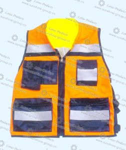 Cheap Price Safety Price Reflective Vest pictures & photos