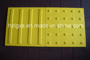 Blind Brick Rubber Mat Rubber Paver pictures & photos