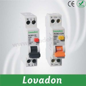 Over Current Protection with Residual Current Circuit Breaker RCCB pictures & photos