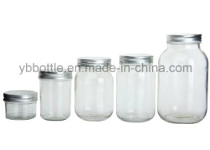 500ml Glass Mug with Handle and Lid (Straw available) pictures & photos