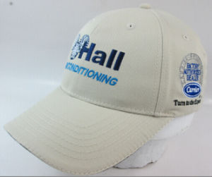 Long Pre-Curve 6 Panels Sports Baseball Cap with OEM Custom Embroidery Logo pictures & photos