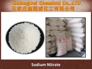 Industrial Sodium Nitrate 99%Min / Nano3 pictures & photos
