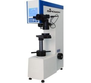 Motorized Loading Digital Universal Brinell Vickers Rockwell Hardness Tester with LCD Display pictures & photos