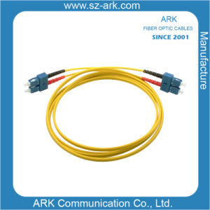 SC/PC-SC/PC Fiber Opitc Patch Cord pictures & photos