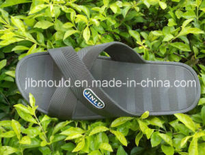 Customized Crossed Slipper Shoe Injection Mould
