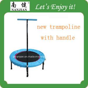 2015 Outdoor Black Mini Trampoline pictures & photos