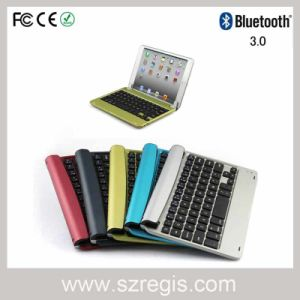 Magnetic Flip Repeatable Fold Bluetooth 3.0 Keyboard for iPad Mini pictures & photos