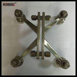 C/C250mm 4 Arms Fin Spider Fitting For Glass Project (HR250K-2B) pictures & photos