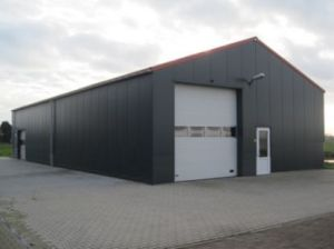 Quick Built and Durable Steel Structure Warehouse pictures & photos