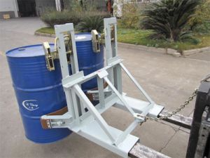 Forklift Drum Clamp Forklift Attachment pictures & photos