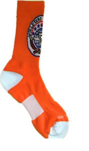 Color Nylon Sports Socks with Terry and Knee High (NTS-03) pictures & photos