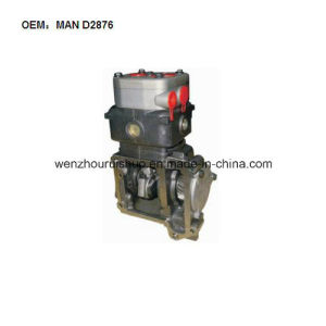 D2876 Air Compressor for Man pictures & photos