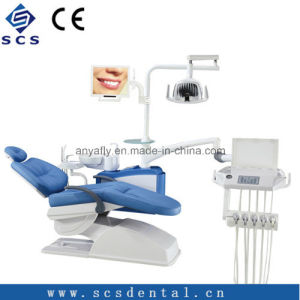 Real Leather/Super Fiber Leather/ Dental Chair
