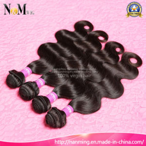 Remy Human Hair Extension/ Virgin Malaysian Hair (QB-MVRH-BW) pictures & photos