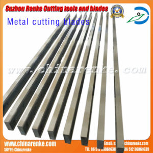 Customized Siltting Knife Blade for Cutting Machines pictures & photos
