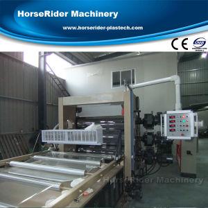 Plastic PVC Transparent Sheet Film Extrusion Production Machine pictures & photos