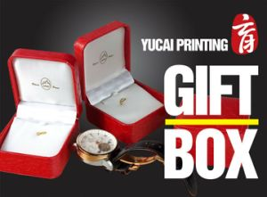 2017 Luxury Paper Gift Box Watch Box pictures & photos
