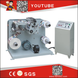 Exquisite High-Speed Label and Rewinding Machine (FQ-320) pictures & photos