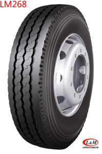 LONGMARCH Drive/Steer/Trailer Truck Tyre (LM268) pictures & photos