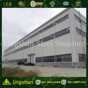 2015 Low Cost Steel Structure Warehouse pictures & photos