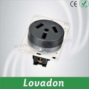 L10-50r American Three-Hole Power Outlet pictures & photos
